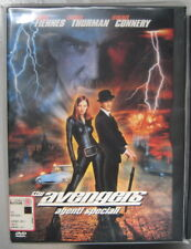 The Avengers. Agenti speciali (1998) DVD ed. Snapper