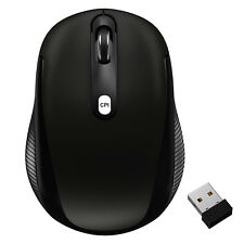 JETech 2.4Ghz Wireless Mobile Optical Mouse with 2 CPI Levels and USB Receiver
