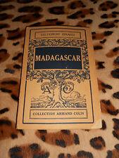MADAGASCAR - Hildebert Isnard - Colin, 1955