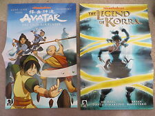 AVATAR The Last Airbender Double Sided Poster Comic Con 2014 Korra Nickelodeon