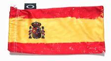 OAKLEY CUSTODIA MORBIDA SPGAGNA SOFT CASE ASTUCCIO BANDIERA BAGS FLAG ESPANA