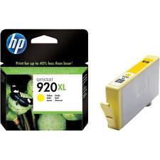 Genuine HP 920XL Cartouche d'encre Jaune 6000 6500 7000 6500 A 7500 A WF rapide POSTAGE