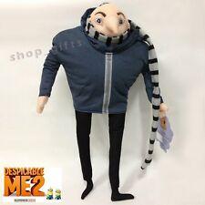 "Despicable Me 2 Plush Gru Papa Soft Toy Stuffed Animal Teddy Doll NWT 15"""