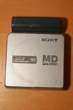 Sony Mz E35 Minidisc Player w/ Aa battery compartment Tested Working