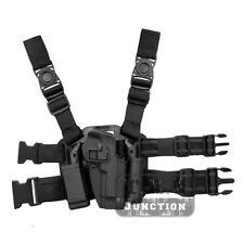 CQC Serpa Right Hand Drop Leg Thigh Pistol Holster for Beretta 92 96 M9 M92