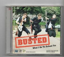 (JK525) Busted, What I Go To School For - 2002 CD