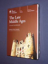 Teaching Co Great Courses   DVDs          THE LATE MIDDLE AGES    latest release