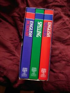 Merrian Webster's Everyday Language Reference Set by Merriam-Webster (Paperback…
