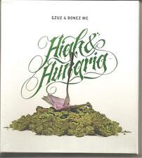 "GZUZ & BONEZ MC ""High & Hungrig"" 2CD Box sealed 187 Strassenbande ltd"