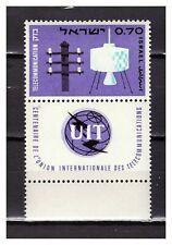 s30028) ISRAEL MNH** 1965 I.T.U. 1v  UIT