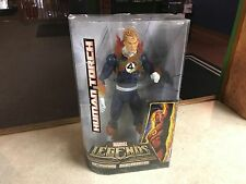 "Marvel Legends Icon Series 12"" Inch 1/6 Scale Figure MIB Flame Off Human Torch"