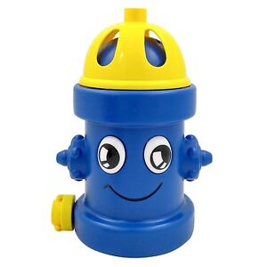 BANZAI SILLY SPRAY BLUE FIRE HYDRANT HOURS OF SPRINKLING FUN UK SELLER
