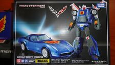 TAKARA TOMY TRANSFORMERS MP-25 CYBERTRON WARRIOR TRACKS MASTERPIECE WITH COIN