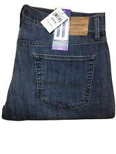 Lucky Brand 221 Original Straight  40 X 30 Brien Medium Wash Denim Jeans New