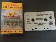 Spargo Good Time Spirit chromium dioxide cro2 1980 Holland Cassette