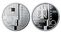 46463] 10 EURO - Bauhaus Dessau - 2004 PP