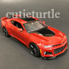 Maisto 2017 Chevy Camaro ZL1 1:24 Diecast Model Toy Car 31512 Red Brown