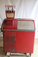 Винтажный автомат с содовой