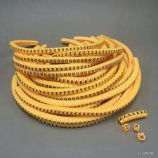 100Pc Colourful Nylon Self-Locking Label Tie Network Cable Marker Wire StraRASK