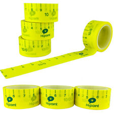 Paper Tape Adhesive Measuring Tape Sewing Tailor Tool Ruler Centimetre Scale DIY