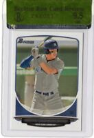 BGS 9.5 AARON JUDGE 2013 BOWMAN DRAFT PICKS YANKEES RC RAW CARD REVIEW GEM MINT