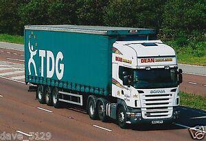 Truck Photo: DEAN Transport Services Ltd - SCANIA R420 - NG57 SPV Scotch Corner
