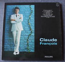 Claude François, meme si tu revenais, LP - 33 tours label bleu