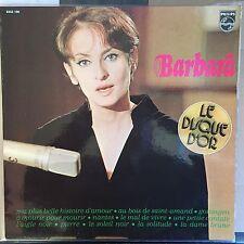 Barbara - Le Disque D'or - Philips 6332 190 - Vinyl