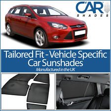 Ford Focus estate 2011 On CAR WINDOW SUN SHADE BABY SEAT CHILD BOOSTER BLIND UV