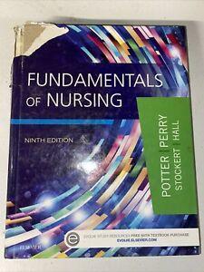 Fundamentals of Nursing Ninth Edition (Hardback | US Student Edition)