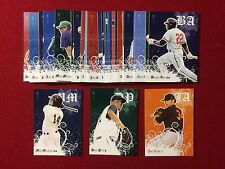 2008 Just Minors Justifiable Baseball Complete 50 Card Set Arrieta Moustakas