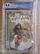 FUTURE STATE WONDER WOMAN 1 CGC 9.8 ~ 1st Full Yara Flor CGC 9.8 Yara Flor