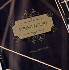 String Theory (DVD and Gimmick) by Vince Mendoza from Murphy's Magic