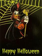 Disney Donald as Jafar Halloween Cobra Pin NEW HTF