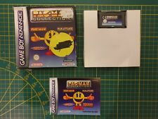 GAME BOY GAMEBOY ADVANCE GBA BOXED BOITE PAC-MAN COLLECTION PACMAN AGB-APCP-UKV