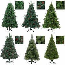 Luxurious Bushy Christmas Tree Xmas Home Decorations 4ft 5ft 6ft 7ft 8ft