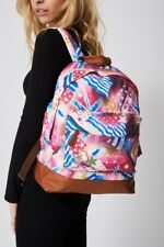 Flag Pattern Backpack new with tags