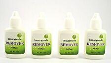 PACK OF 4 Glue Remover/Bonder for Semi Permanent Individual Eyelash Extensions,