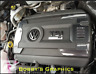 VW Golf Mk7 R - GTI Engine & Fuse Box Cover Quality Vinyl Graphic Decal Logo
