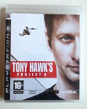 Tony Hawk's Project 8 PS3 nuovo sigillato versione Italiana Activision