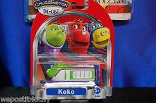 2 Chuggington Coloring Books Traintastic Wheels ..1 Koko Diecast Train