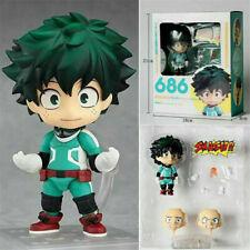 My Hero Academia Lzuku Midoriya Figure Nendoroid #686 Collection Model Toy Gift#