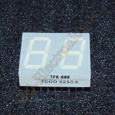 10 x TDDO-5250K 2 Fach 7-Segment Anzeige  TFK  10pcs