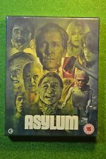 New+Sealed Second Sight Limited Edition ASYLUM Blu-ray