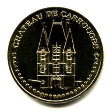 61 CARROUGES Château 2, 2018, Monnaie de Paris