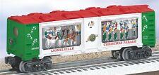 Lionel 6-26859 Christmas Parade Box Car O Scale Model Trains