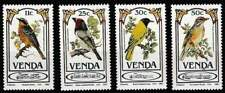Venda postfris 1985 MNH 103-106 - Vogels / Birds
