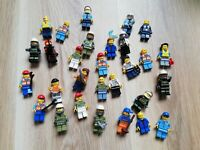LEGO PARTS - x31 CITY minifigures Bulk Lot!