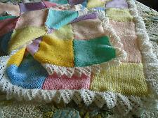 Handmade Machine Washable Bed Blankets
