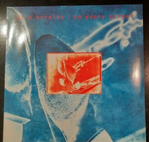 Dire Straits - On Every Street - Vertigo - 1991 - 510 160-1